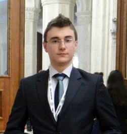 Cristian Munteanu - high school 4th year student in Computer Science (2010-2014)